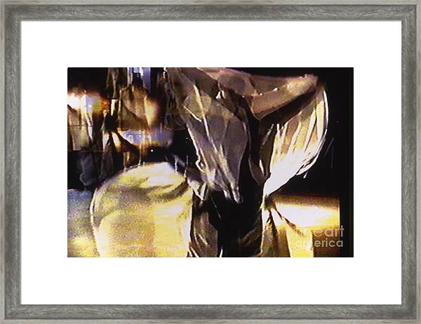 Voiles Framed Print