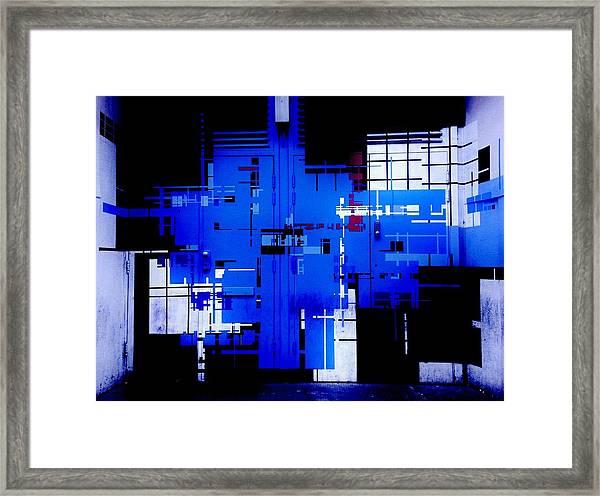 Wakefield Street 318 Framed Print