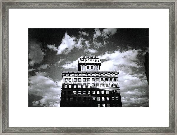 Walker Building Framed Print