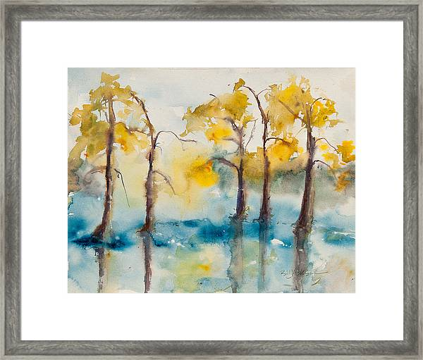 Wall Doxey 1 Framed Print