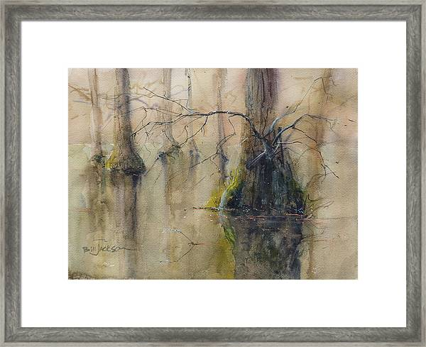 Wall Doxey 15 Framed Print
