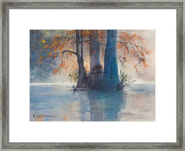 Wall Doxey 20 Framed Print
