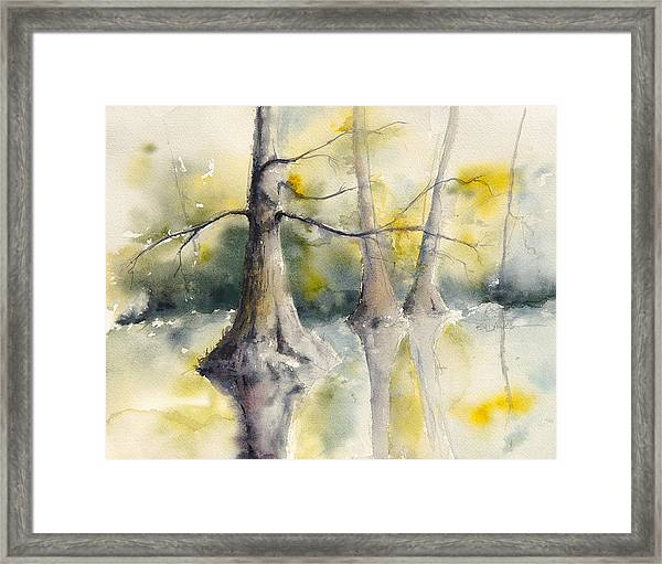 Wall Doxey 8 Framed Print