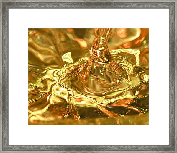 Water Works 04 Framed Print