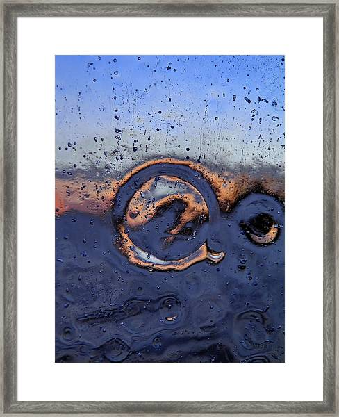 Waterpowered Framed Print