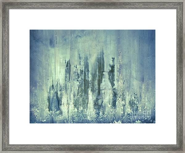 Waterworld #1243 Framed Print