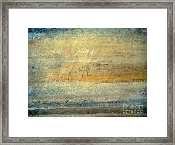 Waterworld #1267 Framed Print