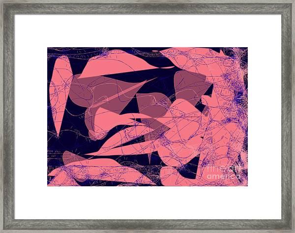 Web Of Love II Framed Print
