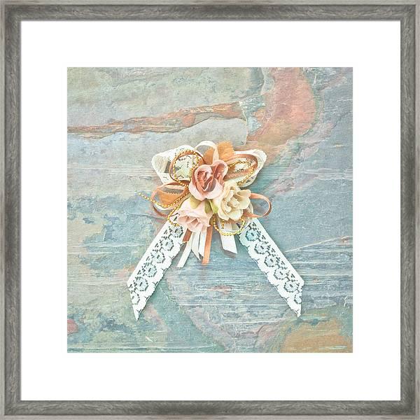 Wedding Decoration Framed Print