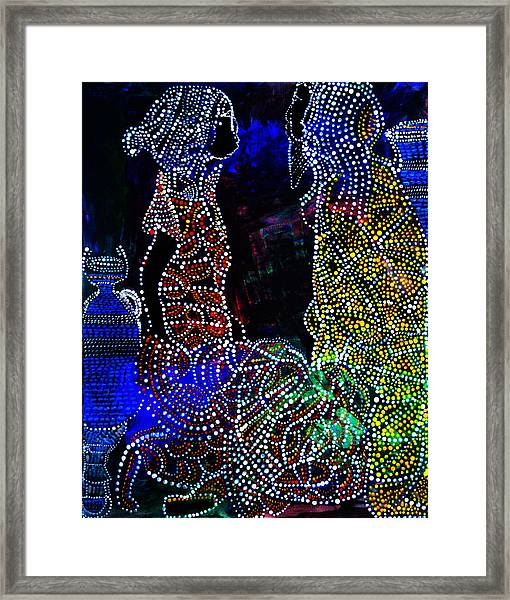 Wedding In Cana Framed Print