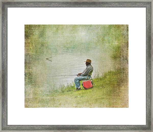 Wednesday Afternoon Framed Print