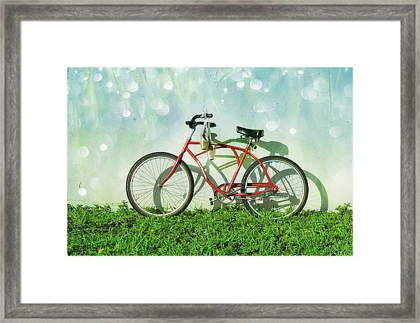 Weekender Special Framed Print