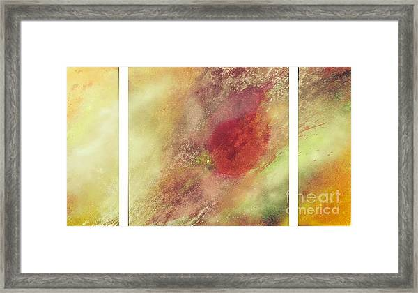 Welcome To The 5th Framed Print by Bebe Brookman
