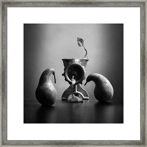 We'll Never Forget You, Friend Framed Print by Victoria Ivanova