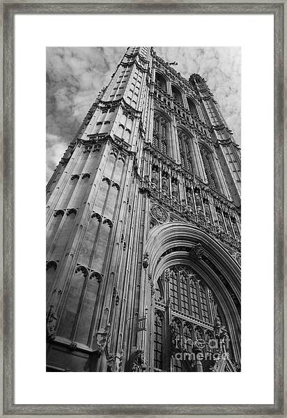 Westminter Abbey Framed Print