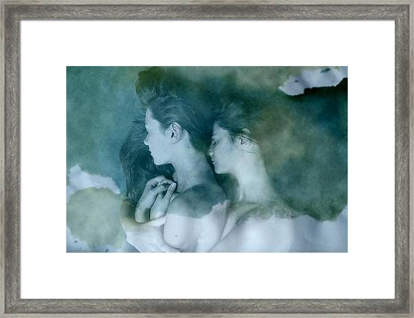 When You Dream.. What Do You Dream Of? Framed Print