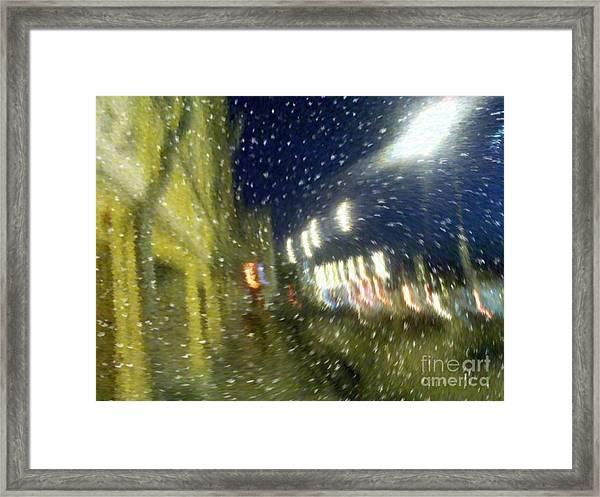 Whirlwind Framed Print by Alis Tek