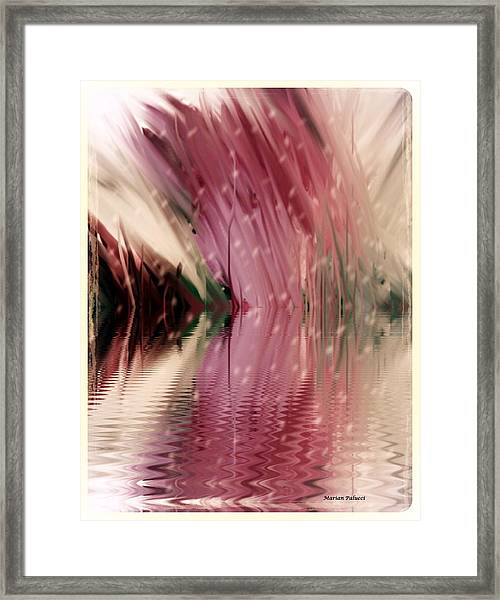 Whisper Wind Framed Print