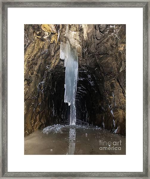 Whispering Water Framed Print