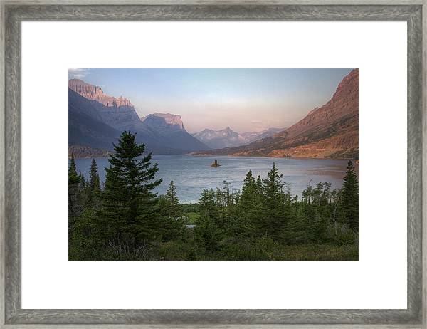 Wild Goose Island Framed Print
