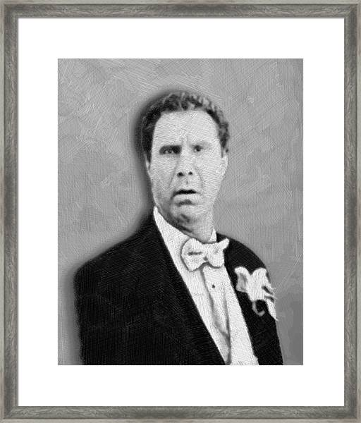 Will Ferrell Old School  Framed Print