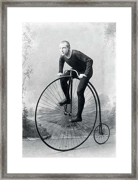 William Martin Framed Print by Library Of Congress/science Photo Library