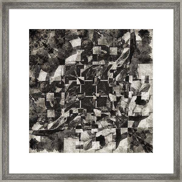 Wing Shimmer Pacific Northwest Framed Print