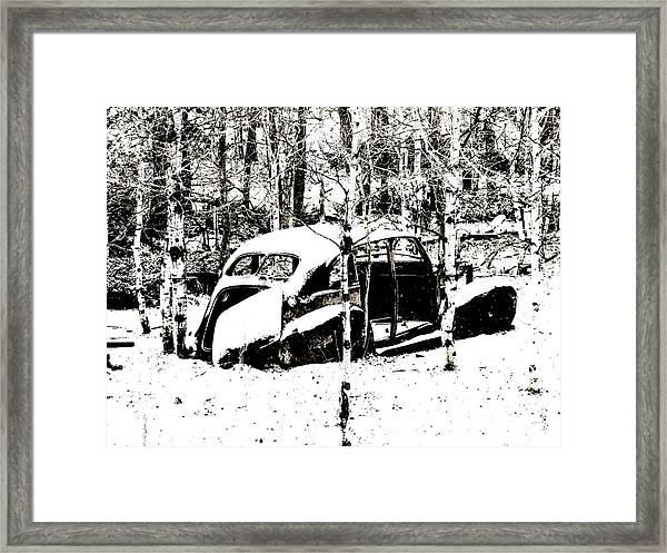 Winter Olds Framed Print