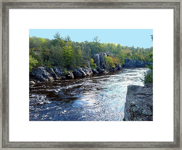 Wisconsin Shores 1 Framed Print