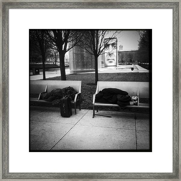 Witness Chicago May 2014 Framed Print