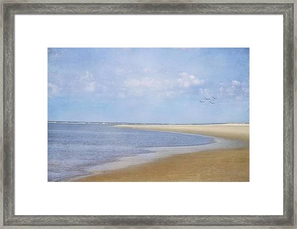 Wonderful World Framed Print