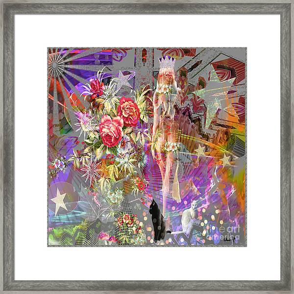 Wonderland Framed Print by Eleni Mac Synodinos