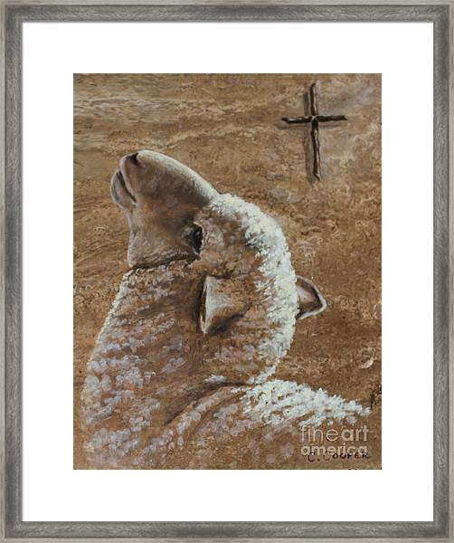 Worthy Is The Lamb Painting By Charice Cooper