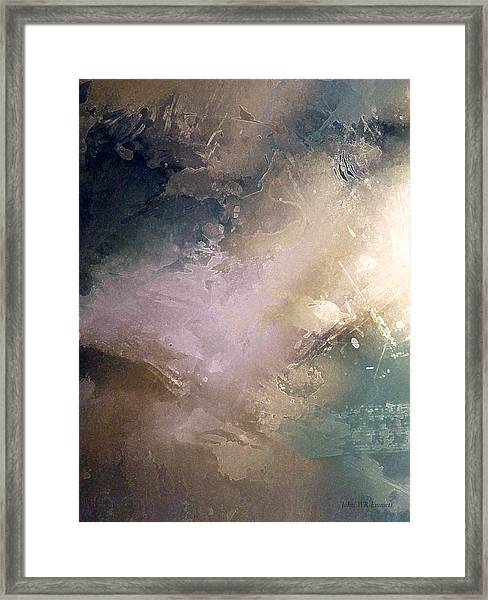 Xvi - Refuge Of The Elves Framed Print