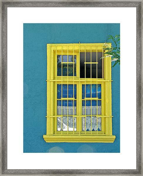 #2 Framed Print
