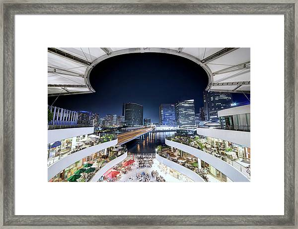 Yokohama Framed Print