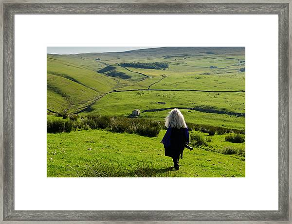 Yorkshire Perspective Framed Print