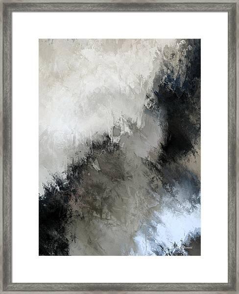 Z V Framed Print