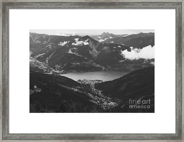 Zell Am See Iv Framed Print