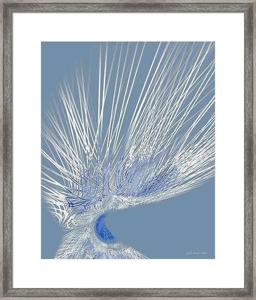Zephyr Framed Print