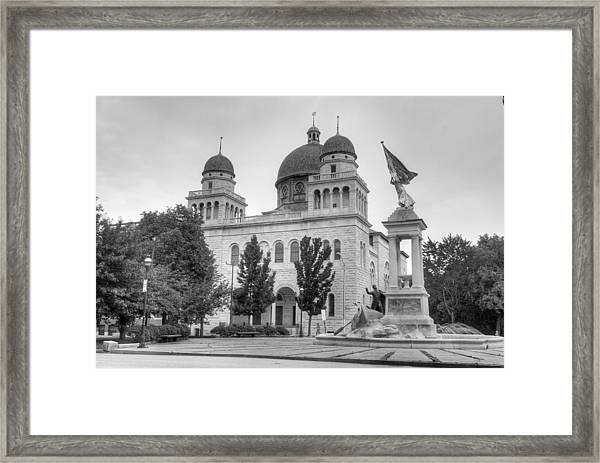 Breath Taking Framed Print