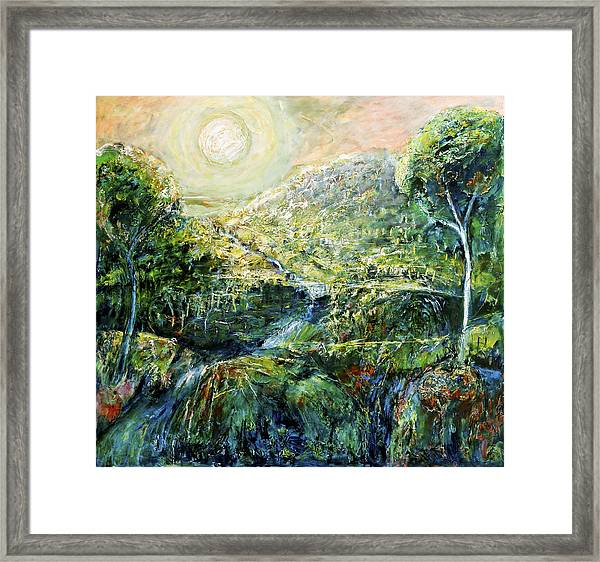 Land Of Dreams Framed Print