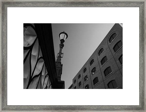 Meltwixt Framed Print by Jez C Self