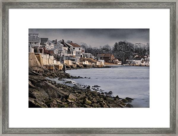 Ocean Grove Framed Print