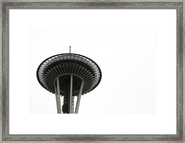 The Needle Framed Print