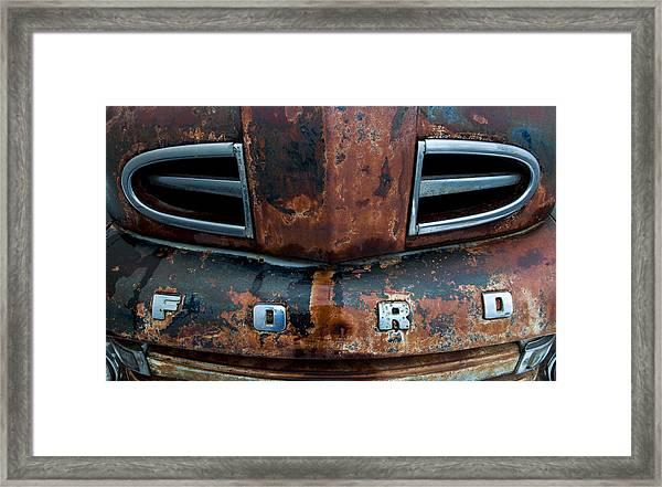 1948 Ford Framed Print