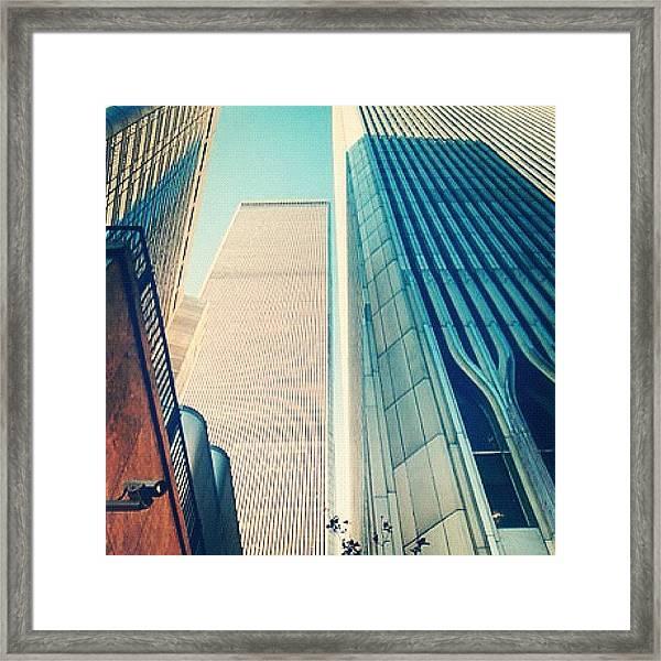 1999 Framed Print