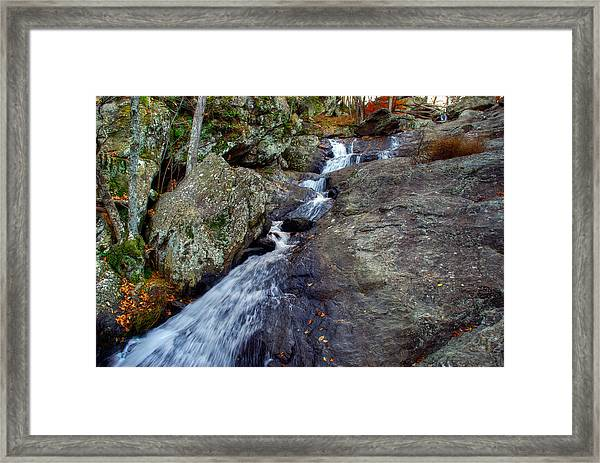 Cunningham Falls Framed Print