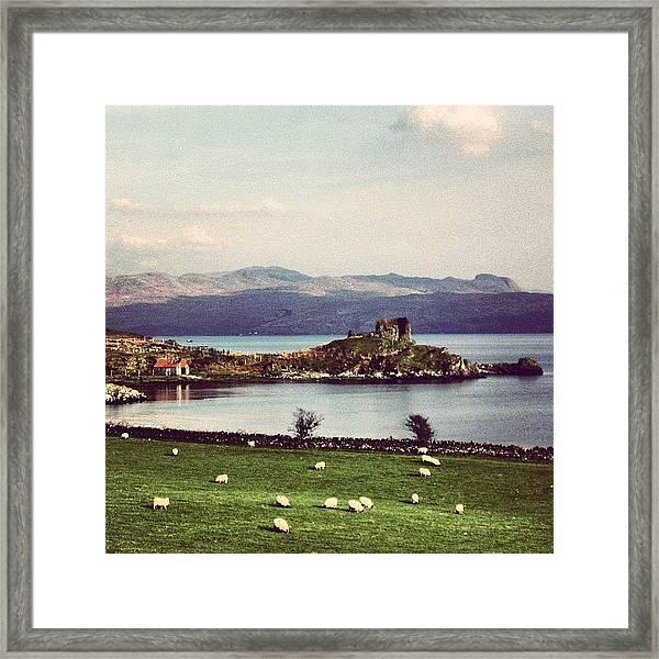 Scotland Framed Print