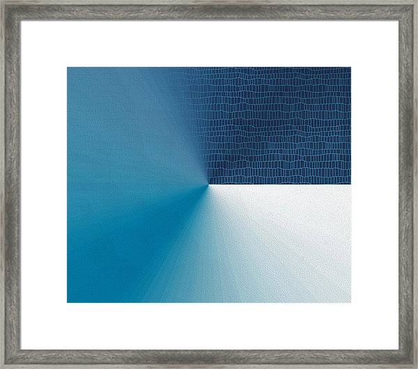 Framed Print featuring the digital art Undercover by Mihaela Stancu